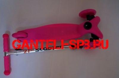 Самокат 21st Scooter Mini Up Flash (розовый)