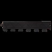 Бордюр для коврика,черный,толщина 20 мм. MB-MatB-Bor20