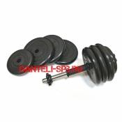 Гантель разборная MB BARBELL вес 37 кг