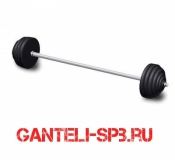 Штанга 100 кг ф26-1800 мм хром
